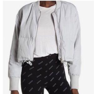 Cotton On Crop Puffer Jacket